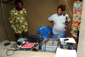 Oxfam East Africa   Radio stations help spread the mesnani tests the quality of water from a wellsage 300x200 - How to Listen to Online Radio